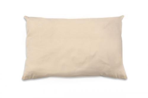 organic cotton/kapok or organic cotton/pla pillows