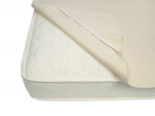 organic crib flat protector pad