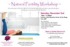 Fertility Workshop Birth Education Center